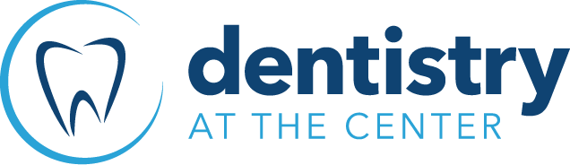 Dentistry at the Center Logo